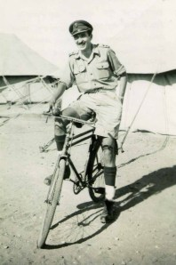 Mike in Egypt, 1947