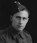 Percy Redfern, REME, D-Day