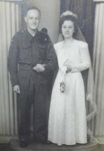 Arthur & Vera 1943